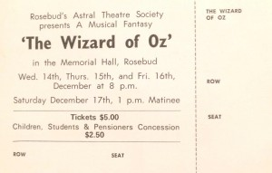 WOZ TICKET